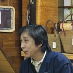 Takumikougei, Yanagigori (wicker trunks) embodying traditional Japan