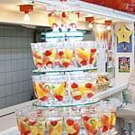 "Fruit artist who delivers tastiness ""Kiyoshi Sugiyama"""
