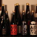 """Experiencing the 5 tastes of """"sake"""" """"Banjo Jozo"""""""
