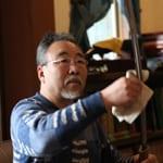 """Swordsmith, Yoshindo Yoshihara"" Carrying on the Japanese ""Katana"""
