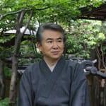 Enshu Sado Souke the 13th Iemoto Kobori Sojitsu A Moment to Enjoy Tea