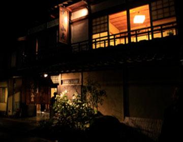 春夏秋冬を味わう料理旅館「比良山荘」