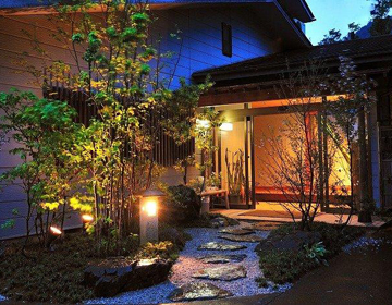 "A place for relaxation in the forest of Chichibu ""Oyado Taketori Monogatari"""