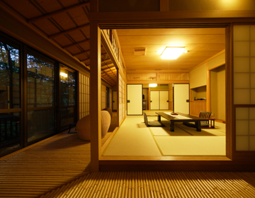 "Aiming to be the Third Home for Guests, ""Nasu Bettei Kai"""