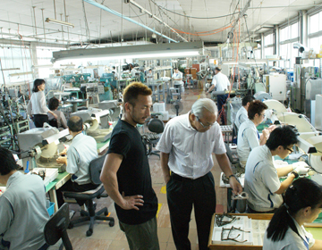 "Attracting attention from around the globe ""Masunaga Optical Manufacturing"""