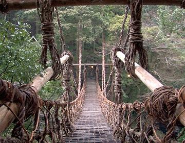 橋 かずら
