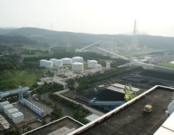 エネルギーについて学ぶ「松浦火力発電所」「松浦発電所」