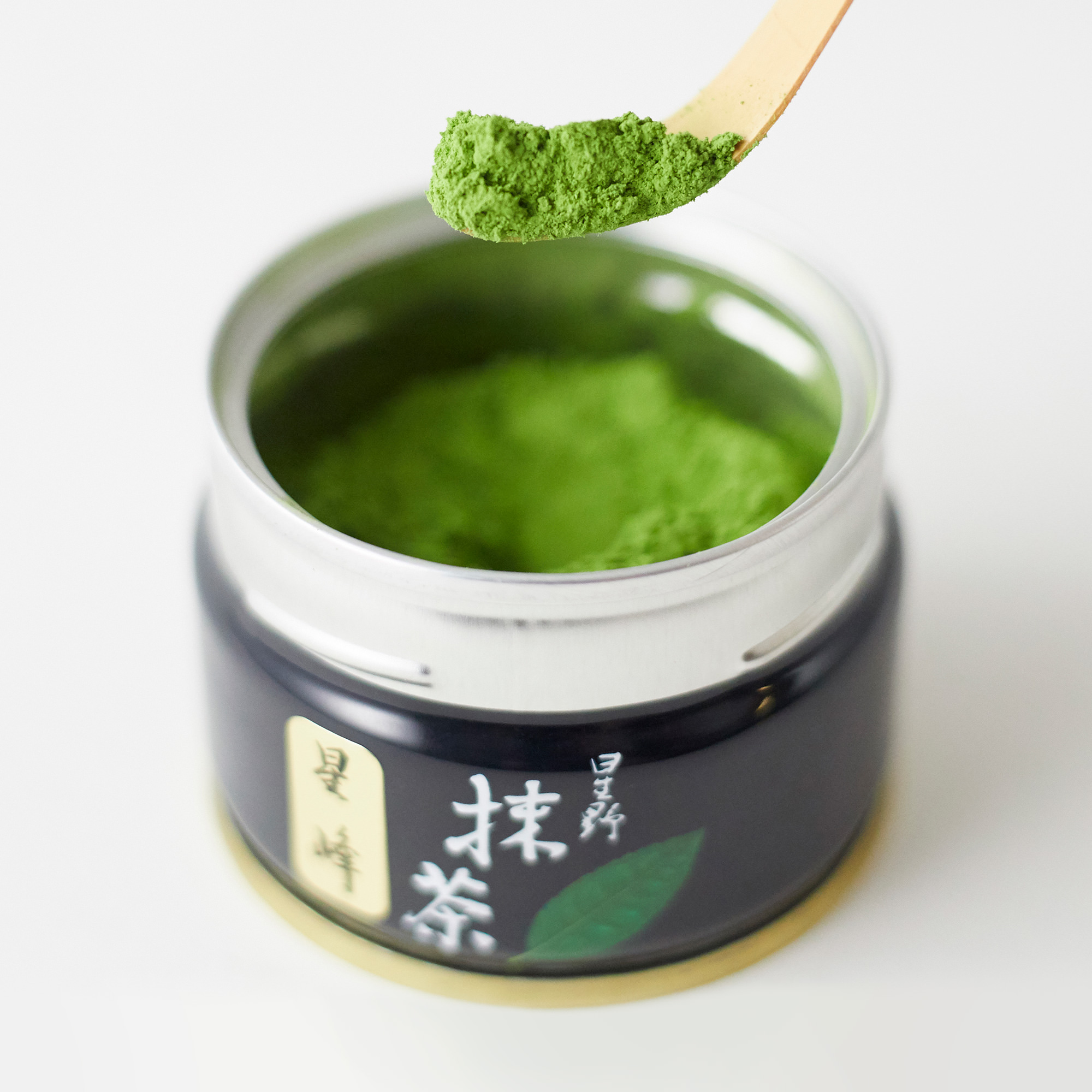 星野抹茶 「星峰」20g缶入