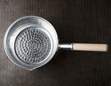 一流の料理人から愛される手作り鍋のスペシャリスト「姫野作」
