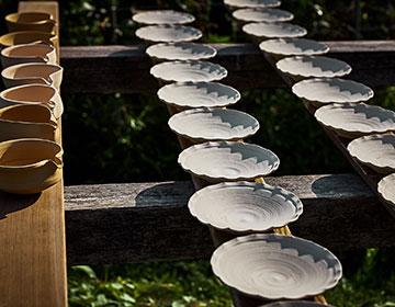 名産地・唐津で代々作陶に励む「隆太窯」