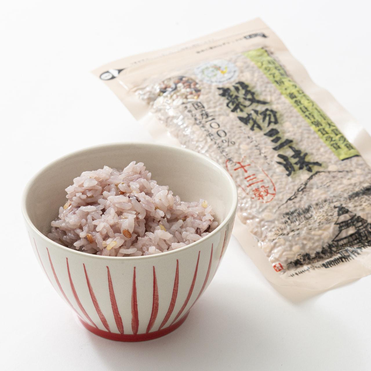 穀物三昧(十三穀米) 500g