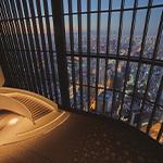 地上200mの圧倒的なパノラマビューが魅力の「コンラッド大阪」