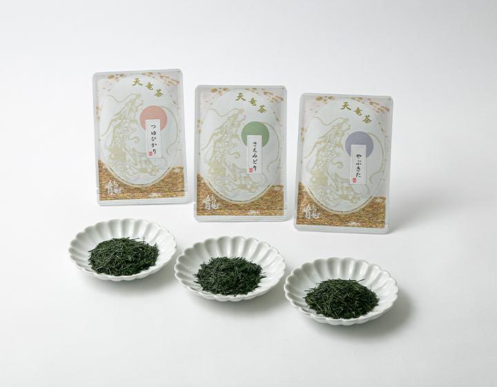 日本でも有数の名人が作る日本茶「カネタ太田園」