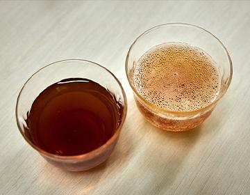 発酵食大国の日本でも注目の完全発酵茶「碁石茶」