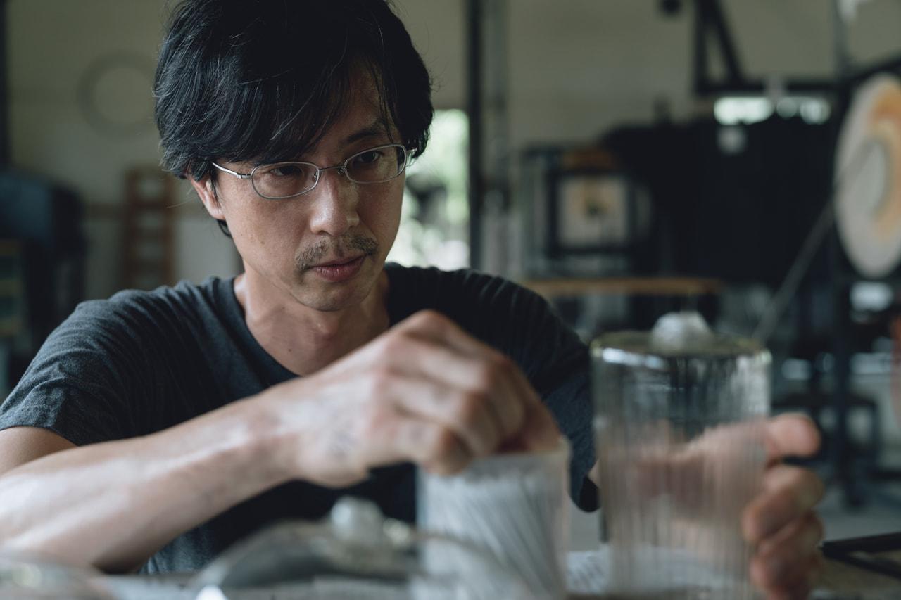 TDK VOICES FROM NIHONMONO/ガラス作家 津田清和さん