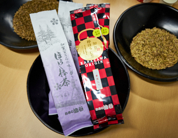 ほんものの美味しさを発見 石川県・油谷製茶『加賀棒ほうじ茶』