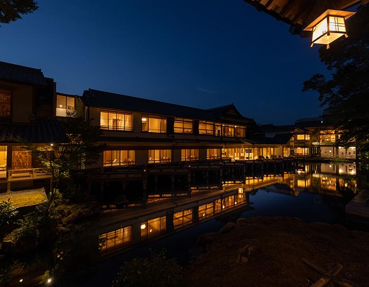 日本を堪能する宿「あさば」