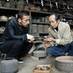 茶と鋳物の歴史のなかで生まれる茶釜の名品「角谷一圭工房」