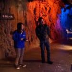 雄大な自然が作り出した鍾乳洞「龍泉洞」