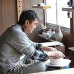 淡く幻想的な磁器 「陶芸家 筒井廣明」