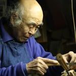 長野の伝統の櫛「お六櫛職人 青柳和邦」