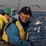 東京湾の漁業「アナゴ漁 斎田芳之」